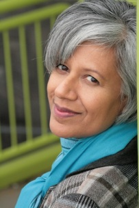 Renee Saklikar, author of children of air india