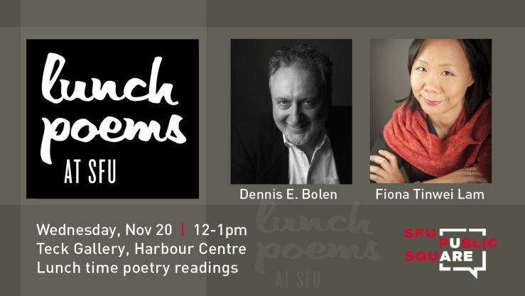 Lunch Poems Slide - 2013-11-20