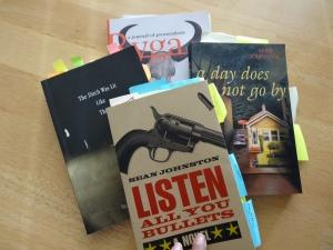 the books of Sean Jonston