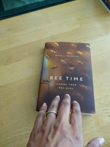 Mark L. Winston: Bee Time: lessons from the hive