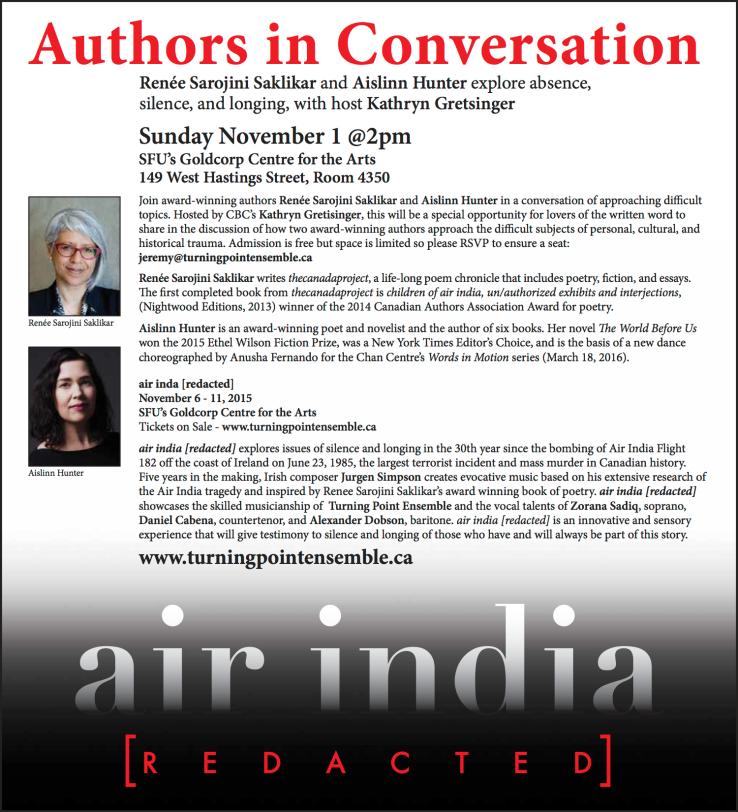 Authors in Conversation online