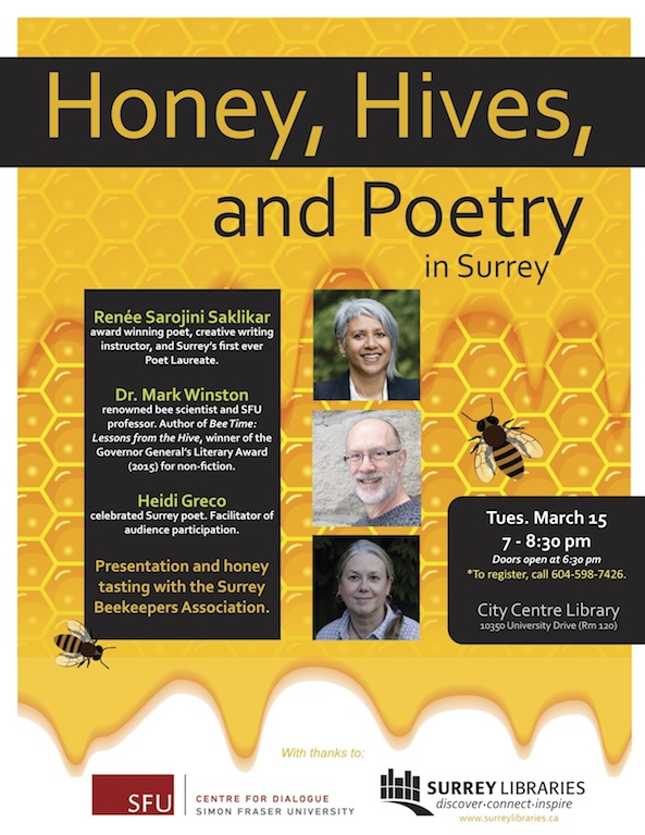 Honey Hives Poetry 2016
