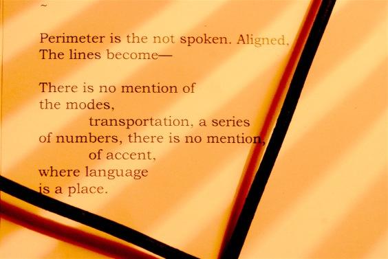 Chris Turnbull perimeter-is-the-not-spoken-1