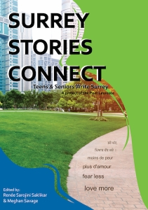 Book Cover - Surrey Stories Connect