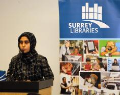 Surrey Stories Connect Book Launch