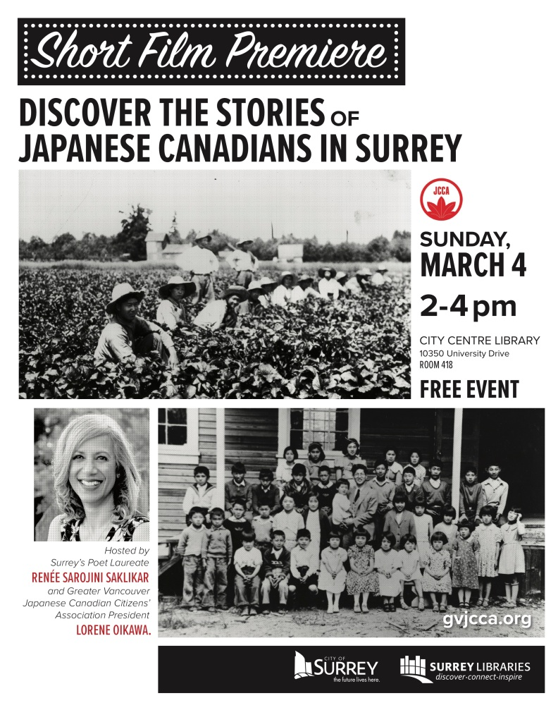 Discover the Stories of Japanese Canadians in Surrey