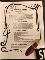 Cedar Bark Poets 2