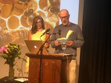Bee Book Launch Photo 1