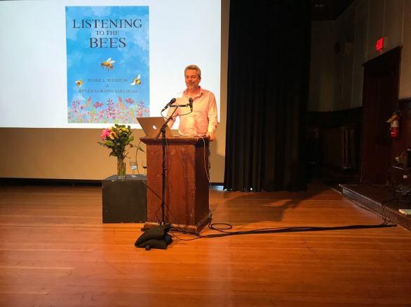 Bee Book Launch Photo 2