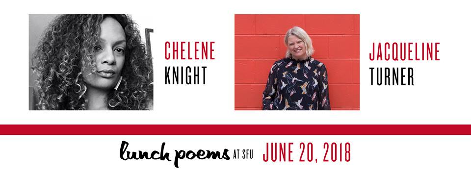Lunch Poems June 2018 Knight Turner