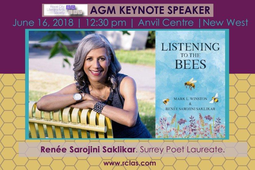 RCLAS Speaker June 2018