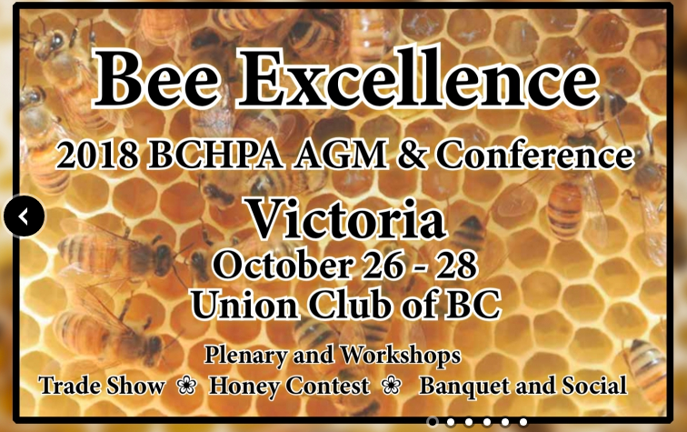 BCHPA AGM 2018