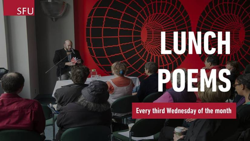 Lunch Poems 2018 Oct