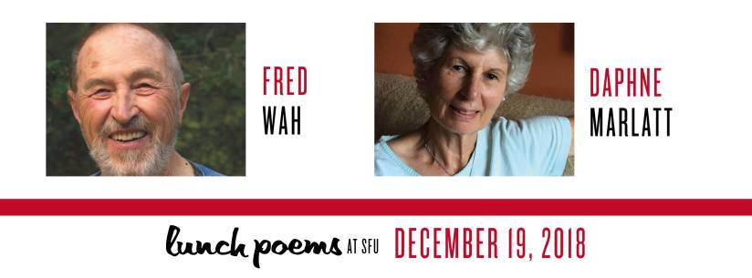 Lunch Poems Dec 2018