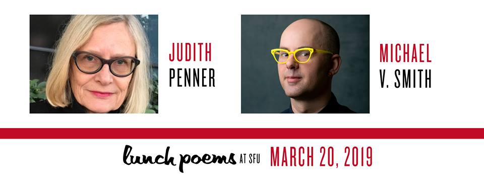 Lunch Poems March 2019 Penner Smith