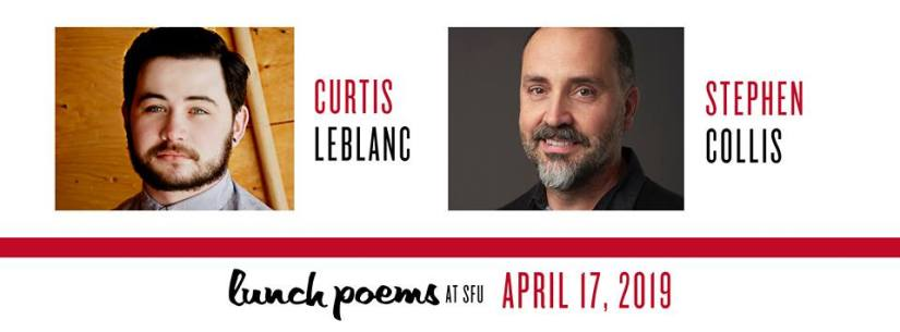 Lunch Poems April 2019