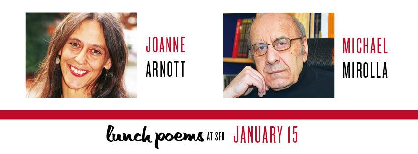 Lunch Poems Jan 2020