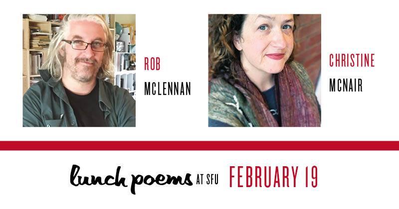 Lunch Poems Feb 2020