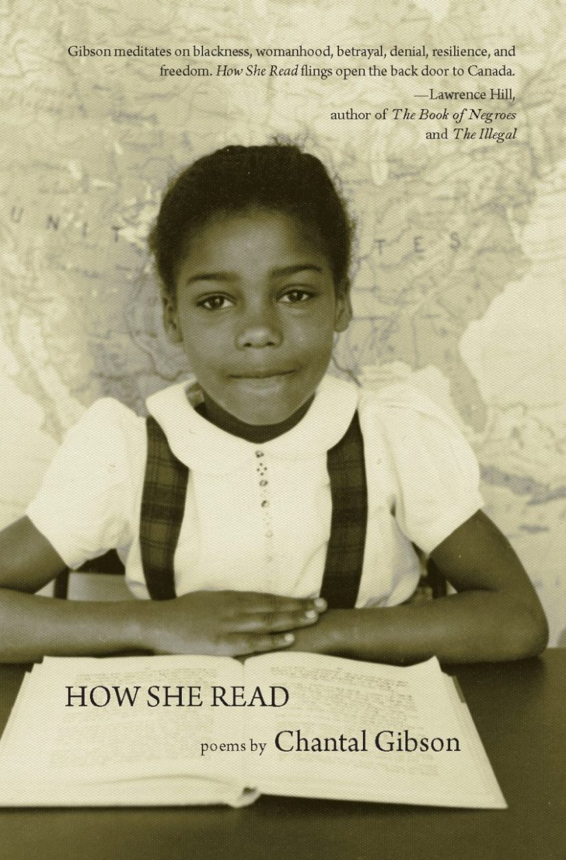 How She Read Chantal Gibson